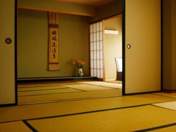 特別室和室一例