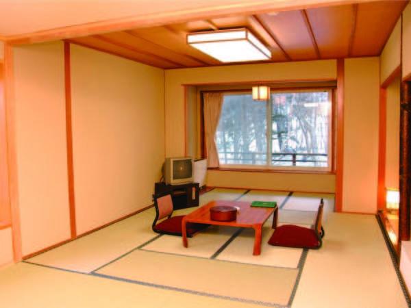 【和室/例】8~13畳で広さは宿お任せ※指定不可