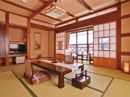 叢林(そうりん)亭【和室10畳以上】一例