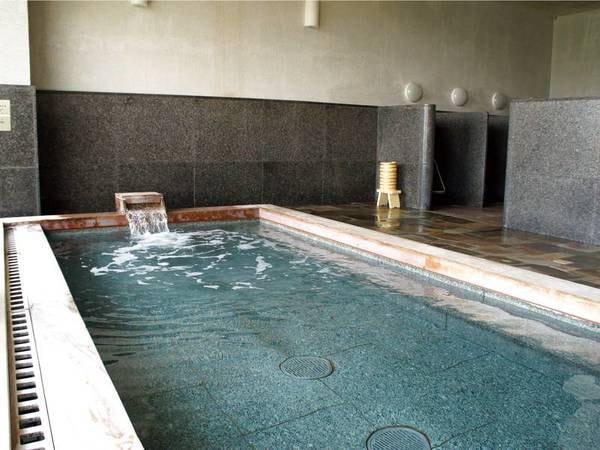 【中浴場】ゆったりと温まる