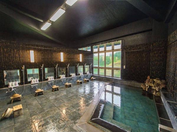 【大浴場】豊かな温泉を堪能!