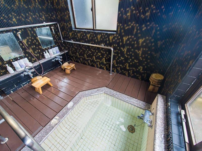 【貸切風呂】名湯をプライベートな空間で満喫
