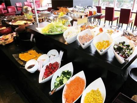 【朝食/例】健康を重視したビュッフェをご用意