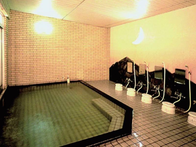 【大浴場】夜通し入浴可能