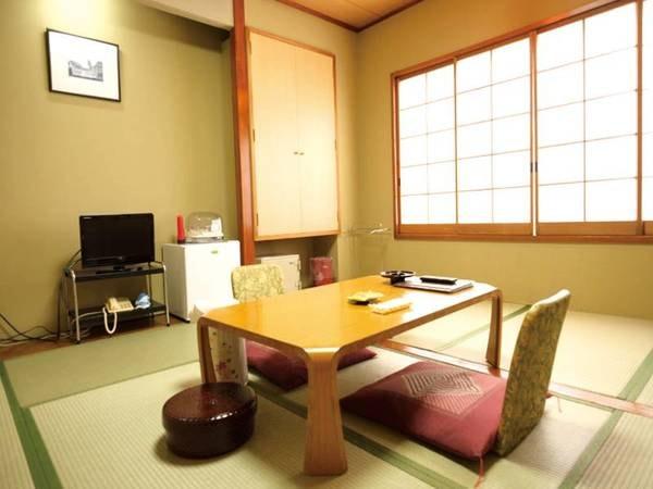 【客室/例】清潔感のある和室でのんびりと(夕食はお部屋食)