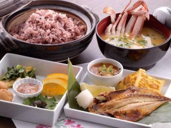 【朝食/例】無添加天日干しのこだわった干物