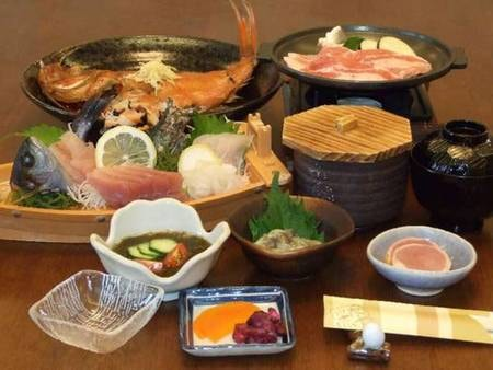 【部屋食】夕食のみ/一例