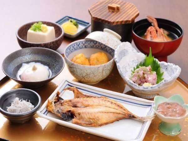 【部屋食】朝食のみ/一例