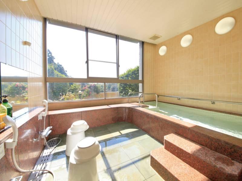 【貸切内風呂】※浴室内への愛犬同伴不可(脱衣場まで可)