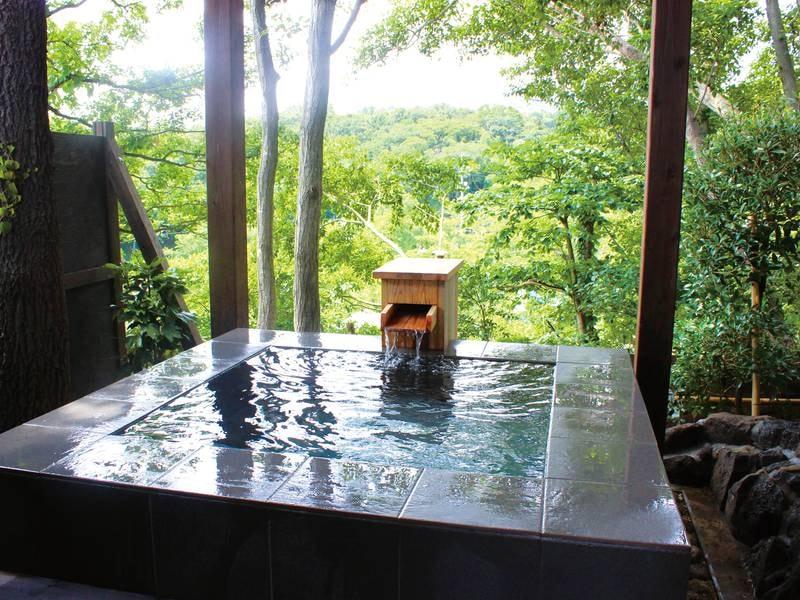 【貸切露天風呂】伊豆の大自然と湯を一度に楽しむ至福のひととき