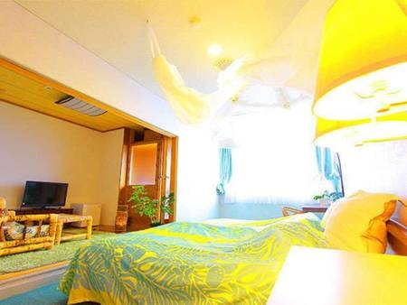 【客室/例】露天風呂付き和洋室