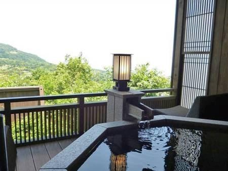 【客室・夢の杜/例】天然温泉を独り占め!