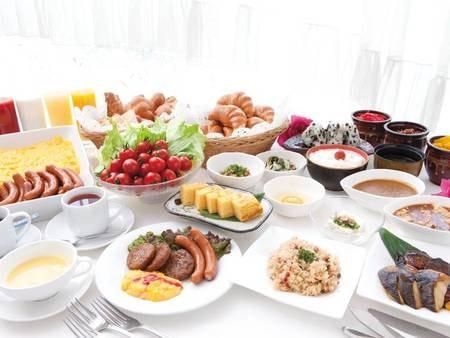 【朝食バイキング/一例】