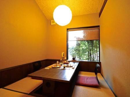 個室会場食