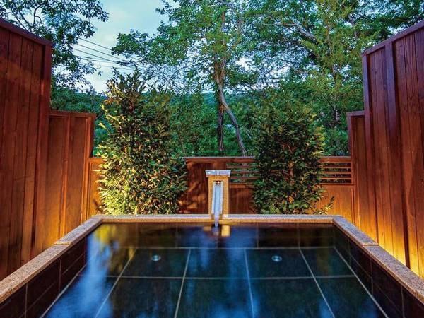【無料貸切風呂】5種の貸切風呂が無料で利用可能