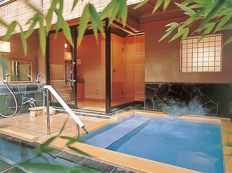 【無料貸切風呂「ゆら」】空室ならいつでもご利用可能