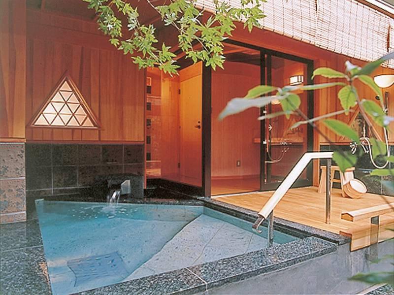 【無料貸切風呂「りら」】空室ならいつでもご利用可能