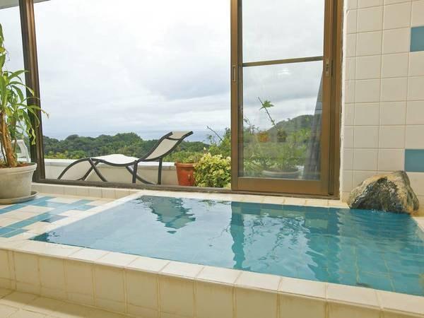 【貸切展望風呂】美しい駿河湾を眺めながらゆったりと過ごすひととき
