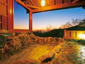 【露天風呂】大自然の中で心から癒される至福のひとときを