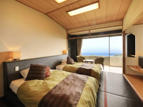 【客室/例】 全室オーシャンビュー※客室タイプは宿おまかせとなります