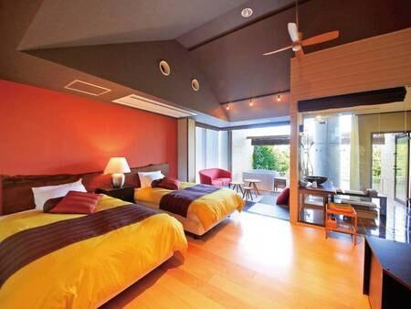 露天風呂付きスイート客室/写真一例