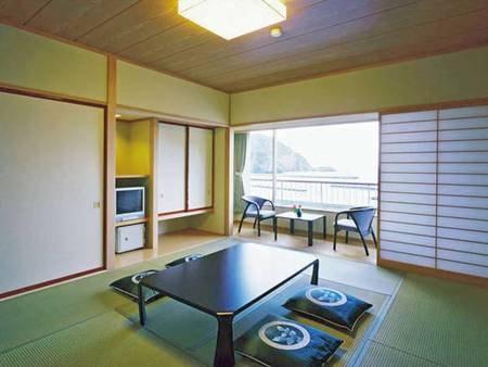 【海側和室/例】おすすめ!美しい駿河湾の眺めを望む