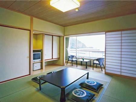 【海側和室・禁煙/例】おすすめ!美しい駿河湾の眺めを望む
