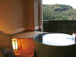 【有料貸切風呂/星明り】お肌にやさしい熱川の湯を独り占め(2,000円/45分)