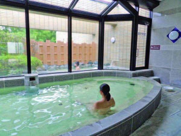 【大浴場】露天風呂を完備