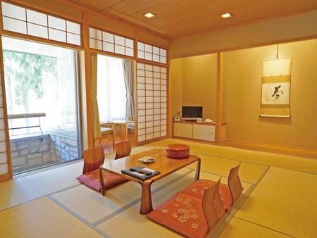 【和室(新室)10畳/例】広々とした10畳の客室