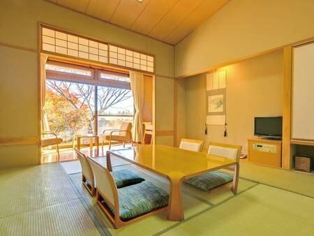 【和室/例】明るい雰囲気の和室