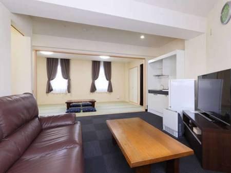 【禁煙】最上階和室12畳リビングルーム/一例