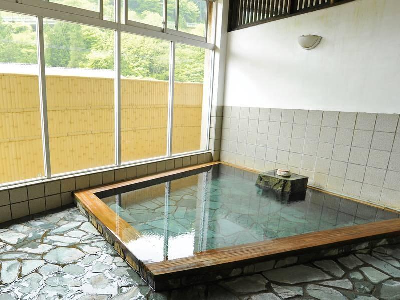 【大浴場/大乃湯(男湯)】24時間いつでも名湯を楽しめる
