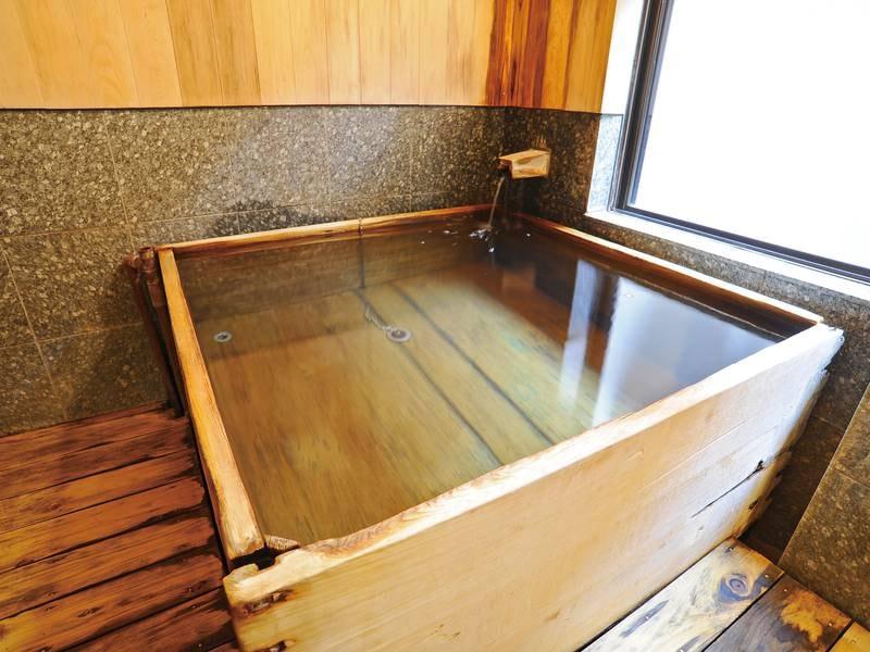 【二の湯】昔懐かしい古式風呂で大切な人と過ごす大切な時間