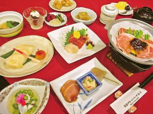 【ほどよい和食膳/例】平日限定!約8品の和食膳