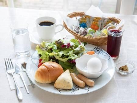 *朝食セット