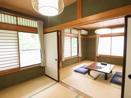 和室12畳・バストイレなし【喫煙】/一例