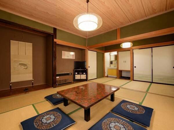 *和室12畳・バストイレなし(喫煙)