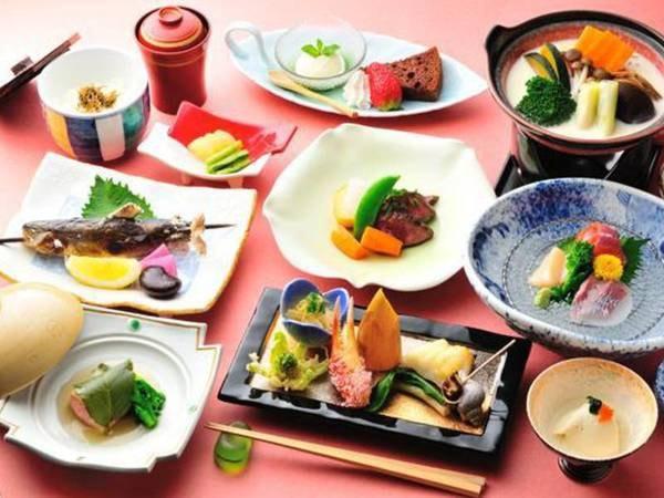 四季のお料理(一泊夕食)