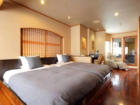 【二人静花】洋室ダブル10畳+広縁