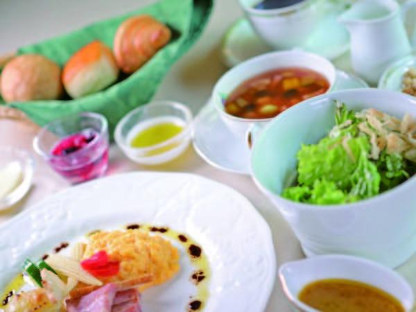 【朝食/例】和食か洋食を選択可能!洋食の例