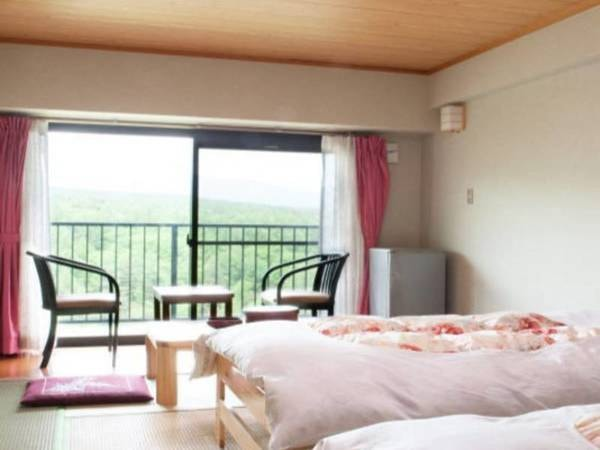 和室ツインベッド/一例