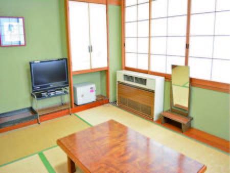 【別館8畳和室/例】3階建でエレベータが無い別館にあるお部屋