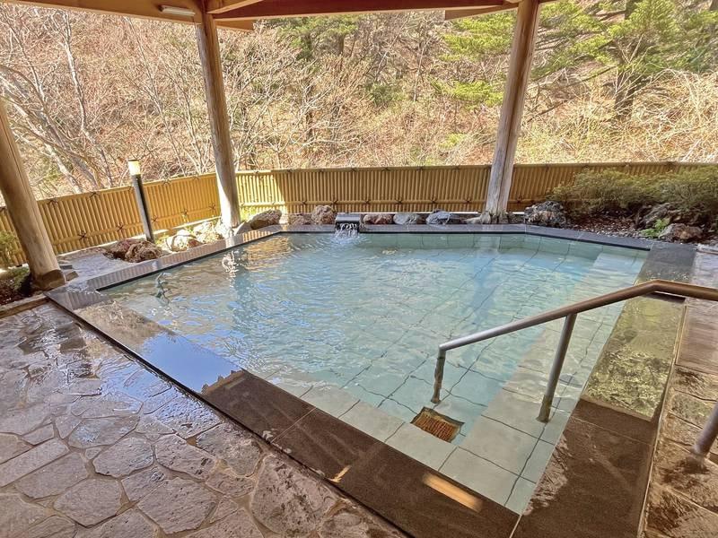 【露天風呂】大自然のぬくもりを感じながら名湯「四万温泉」を堪能