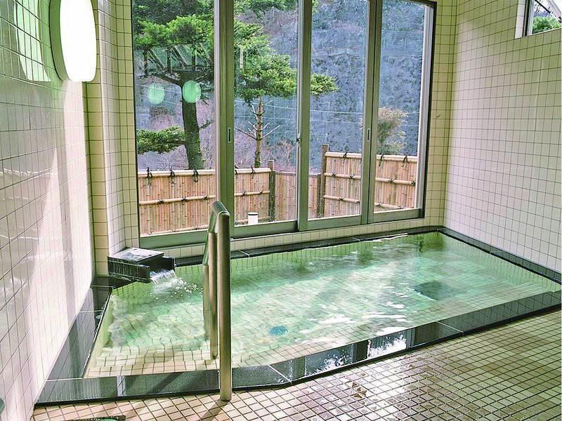 【貸切風呂】2つの無料貸切風呂完備し、空いていれば何度でも利用可!