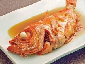 金目鯛の煮付け/例