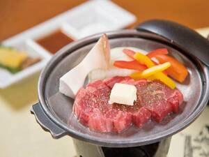 上州牛ステーキ/例