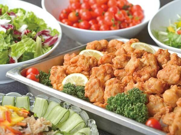 【飲み放題/例】夕食時に生ビールなどアルコール含む飲み放題付き!