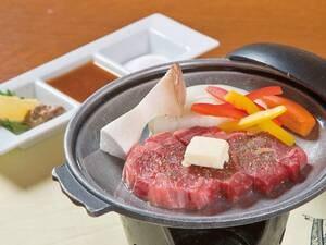 【おすすめオプション/例】上州牛ステーキ