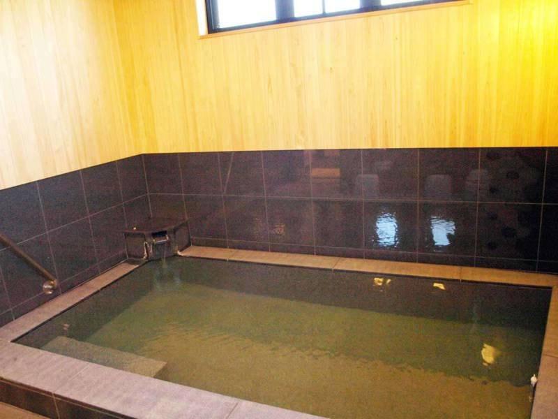 【大浴場】100%天然の湯原温泉を使用!